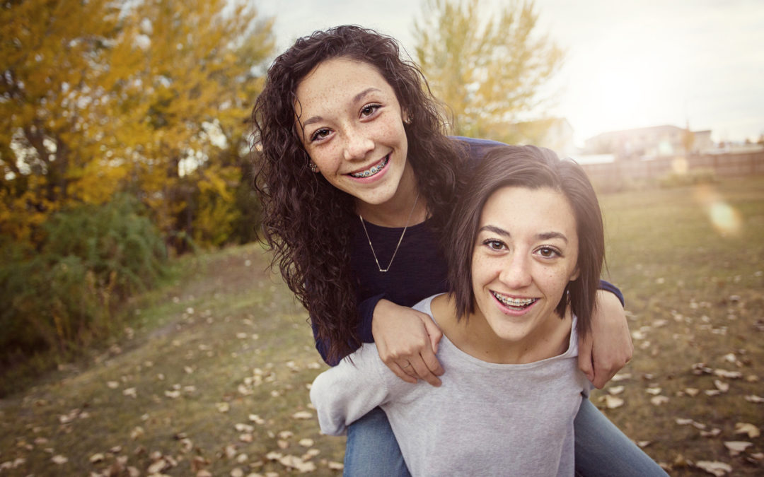 Seven Steps to Sibling Relationships